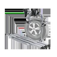 Велобагажник на запасное колесо