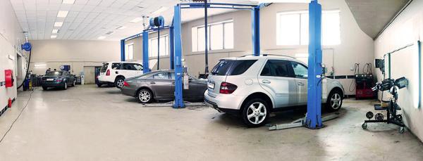 Установочный центр защит двигателя и фаркопов